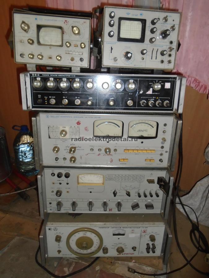 Скупка радиодеталей в старом осколе